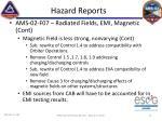 hazard reports8