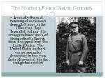 the fourteen points disarm germany1