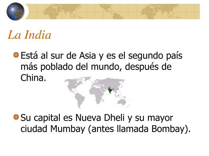 La india1