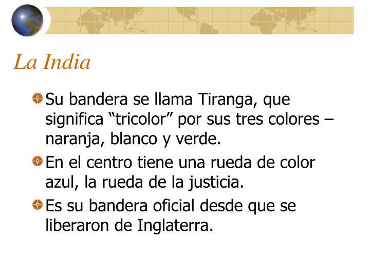 La india2