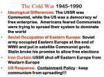 the cold war 1945 1990