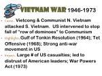 vietnam war 1946 1973
