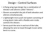 design control surfaces