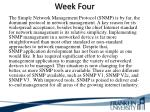 week four24