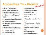accountable talk prompts