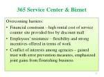 365 service center biznet4