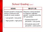 school grading cont1