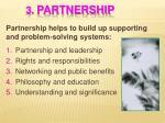 3 partnership