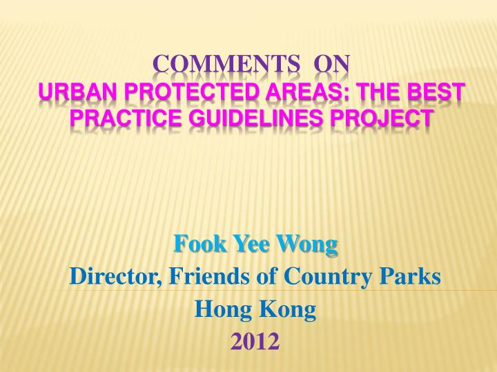 fook yee wong director friends of country parks hong kong 2012 n.