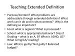 teaching extended definition1