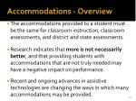 accommodations overview1