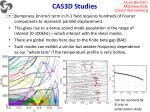 cas3d studies