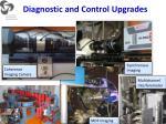 diagnostic and control upgrades