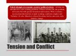 tension and conflict3