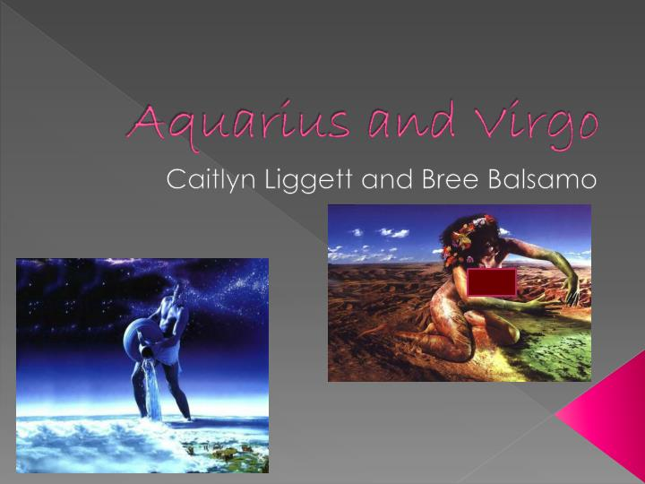 aquarius and virgo n.