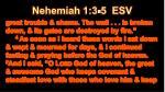 nehemiah 1 3 5 esv