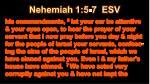 nehemiah 1 5 7 esv