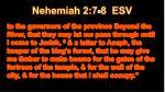 nehemiah 2 7 8 esv