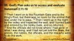 iii god s plan asks us to access and evaluate1