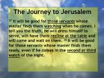 the journey to jerusalem103