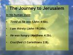 the journey to jerusalem109
