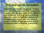 the journey to jerusalem11
