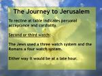 the journey to jerusalem117