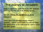 the journey to jerusalem123