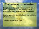 the journey to jerusalem150