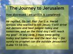 the journey to jerusalem167
