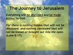 the journey to jerusalem18