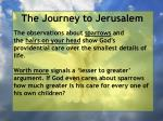 the journey to jerusalem31
