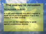 the journey to jerusalem50