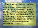 the journey to jerusalem51