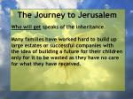 the journey to jerusalem64