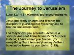 the journey to jerusalem7