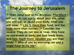 the journey to jerusalem74