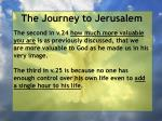 the journey to jerusalem78