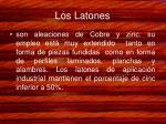 los latones