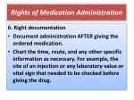 rights of medication administration4