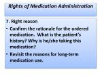 rights of medication administration5