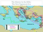 the history in the bible the new testament era11