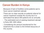 cancer burden in kenya4