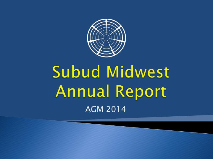 subud midwest annual report n.