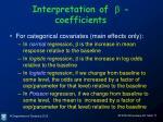 interpretation of b coefficients1
