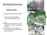 zoning scenarios1