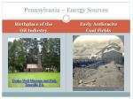 pennsylvania energy sources