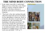 the mind body connection11