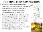 the mind body connection14