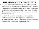 the mind body connection20